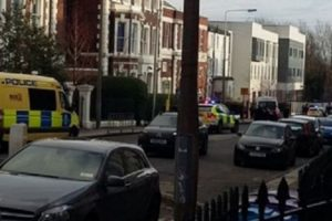 eight hit by car near belvedere academy in toxteth liverpool