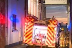 investigation launched after gas main damaged in crash