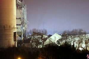 on going rescue operation at didcot power station
