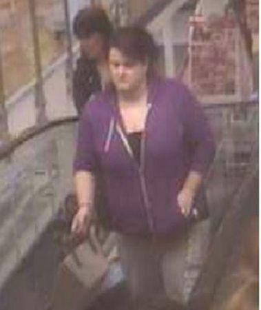 police appeal after shoplifter from asda steals 50 of goods