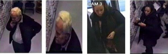 Police Hunt Designer Sun-glass Thieves In Winchester