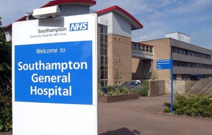 police issue appeal after man dies after collision in southampton hospital car park