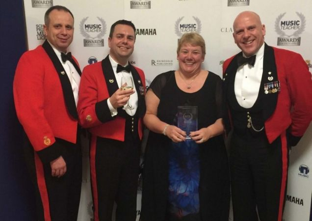 Portsmouth Music Hub Wins Top Award, UKNIP