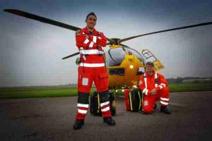 air ambulances now provide 24 hour emergency service