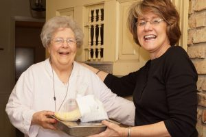 bon apetito celebrating three years of meals on wheels in hampshire