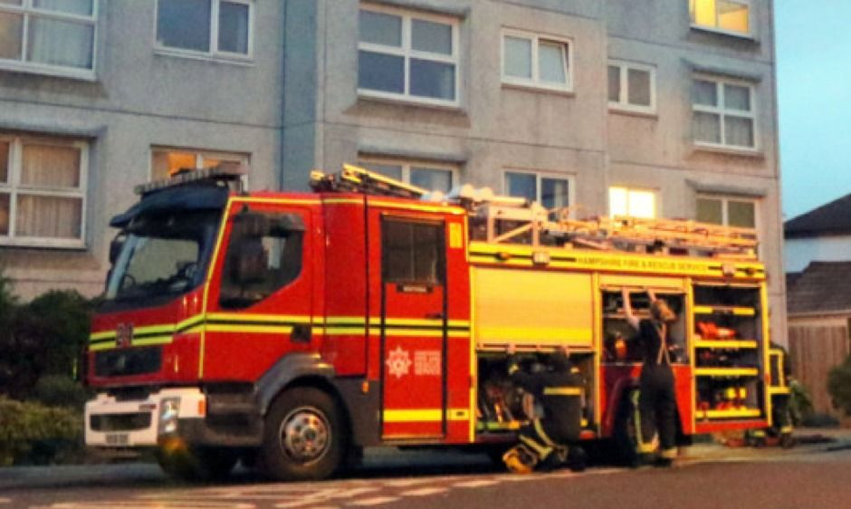 fire-crews-called-after-bin-shed-set-on-fire-in-portsmouth