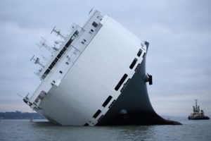 hoegh osaka grounding blamed on shortcuts