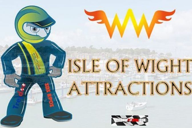 isle of wight business show support to wight warriors