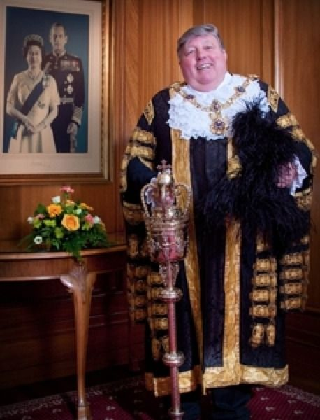 lord mayor revs up charity appeal