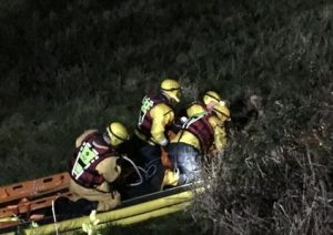 Man Rescued From Mud In Totton