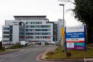 portsmouth hospitals nhs trust awarded 27000 as part of a drive to make the nhs one of the safest places in the world to have a baby