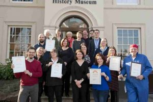 portsmouth museums receive national recognition