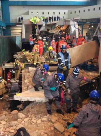 University Experts Take Part In Biggest Disaster Exercise
