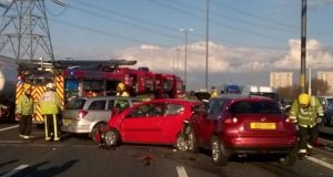 Woman And Two Children Injured Following M6 Collision