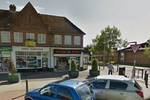 armed robbery on gosport wine store