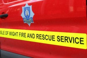 firefighters avert explosion by tackling fire involving cylinders on the isle of wight