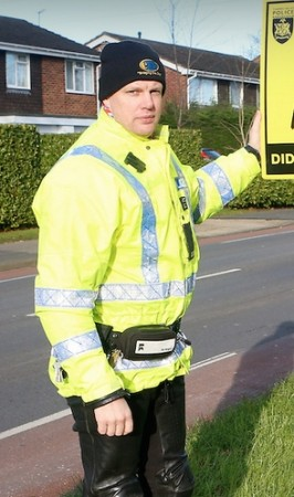 hunt for driver after hit and run in corhampton