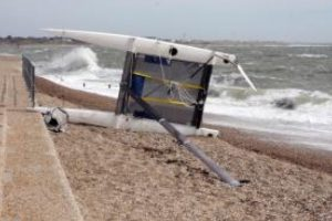 lone sailor rescued after catamaran capsizes off eastney
