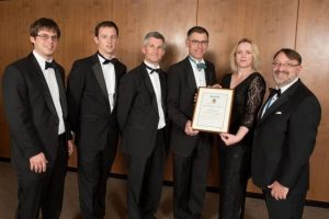 magma structures wins rina qinetiq maritime innovation award