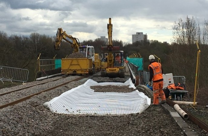 major rail delays expected due to emergency works in hampshire and surrey