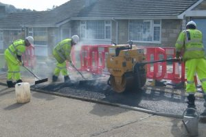 more pavement improvements scheduled across the isle of wight