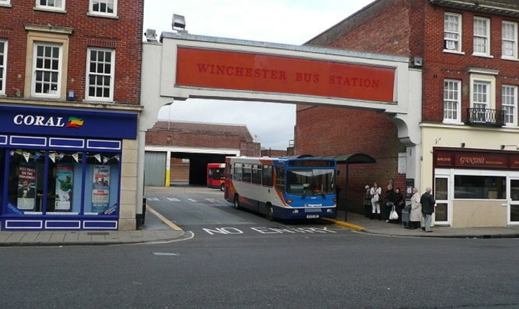 police appeal after indecent exposure in winchester