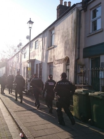 police charge 13 people with drug offences as part of operation fortress