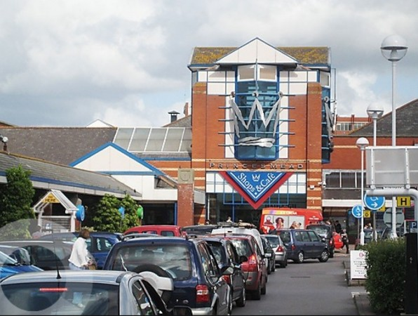 Teenager  Assaulted Outside Busy Shopping Centre