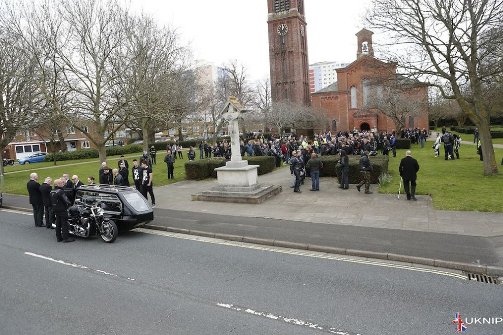 updated hundreds turn out for daniels final ride