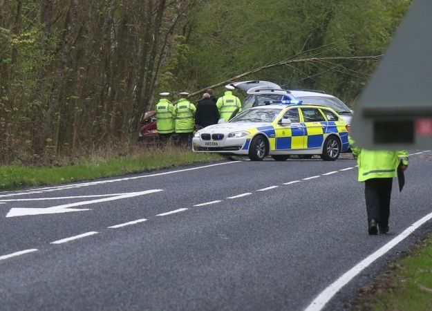 Woman Dies In  Fatal Collision After Hitting Deer Near  Micheldever