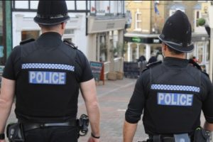 woman robbed on a portsmouth street by masked man