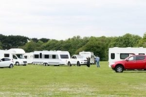 afc portchester game back on after travellers moved by council and police