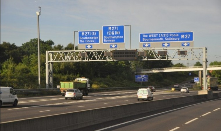 appeal to find large good vehicle driver following fatal collision on the m27