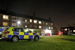 armed police detain man in eastbourne