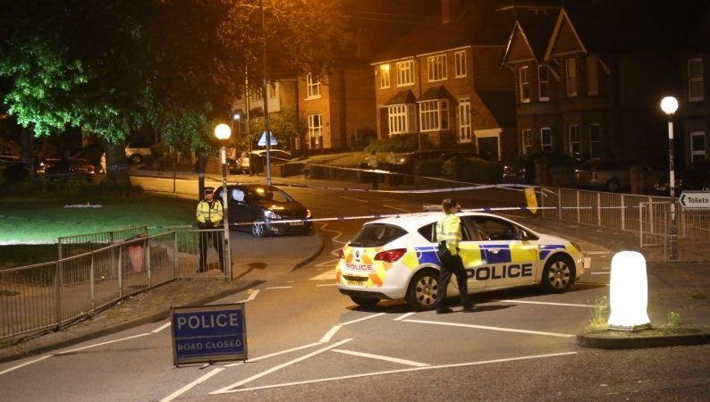 Bank Holiday Horror After Man Shot In Reading Yards From Child Play