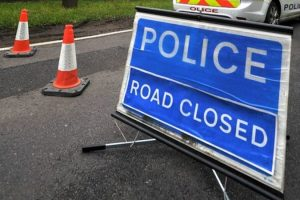 collision on a31 westbound between a338 and b3081