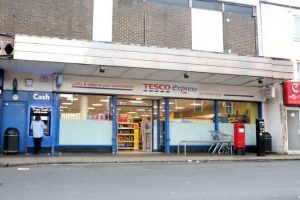 cyclist stabbed outside tesco express southampton