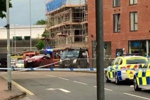 drivers battle to save man life after portsmouth crash