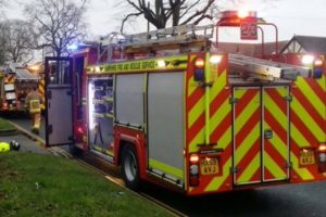 fire crews investigate smell of burning after fire alarm sounds in portsmouth