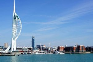 fostering free entry to the emirates spinnaker tower