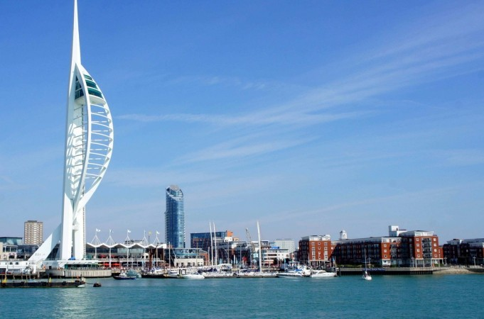Fostering free entry to the Emirates Spinnaker Tower, UKNIP