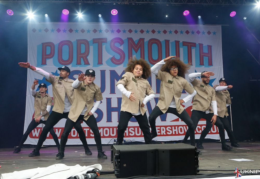 Gamble Pays Off For Portsmouth Summer Show