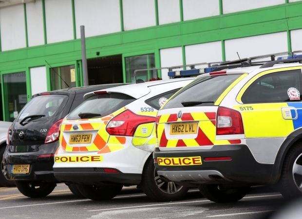 police close off retail park after suspect package found in portsmouth