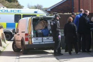 police launch probe after man hospitalized in chemical attack in lee on the solent