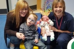qa midwife saves baby who has stroke in the womb