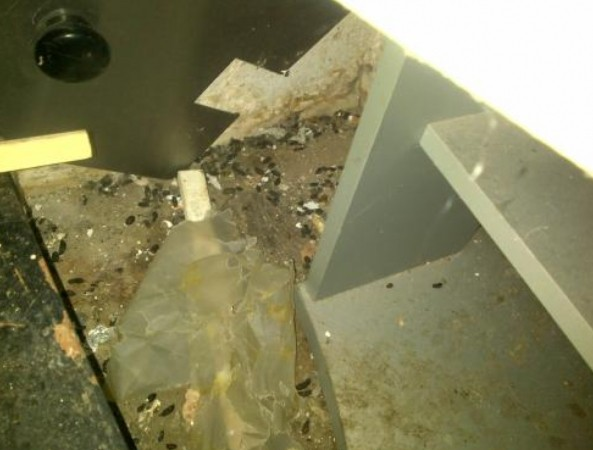 rat dropping sees two eateries in southsea fined thousands