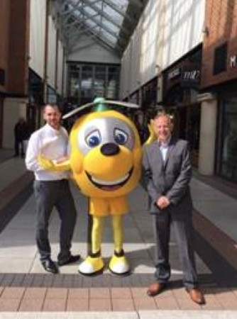 Retail Outlet Gunwharf Quays Has Selected Hampshire And Isle Of Wight Air Ambulance (hiowaa) As Charity Of The Year For 2017.