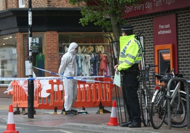 teenager fighting for his life after oxford stabbing two arrested
