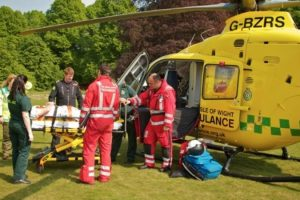 teenager girl fights for life after multiple motorbikes crash in dorchester