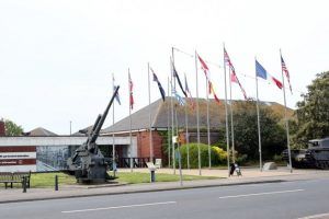 travellers invade world war ii d day museum in portsmouth
